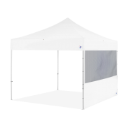 E-Z UP® - Endeavor™ - Sidewalls with Mesh Window -13'
