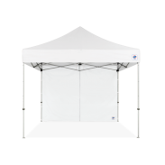 Middle Zipper Sidewall - 10 ft (3 m) - White