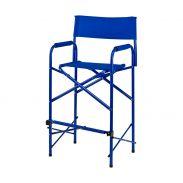 Directors Chair - Tall-Blue