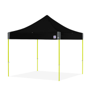 Eclipse™ 3x3 easy up tent - Limeade/Black