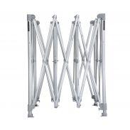 E-Z UP® - Endeavor™ - 13' x 13' Clear Aluminum Frame