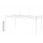 Eclipse™ 3.0 x 4.5 m - Steel Frame White