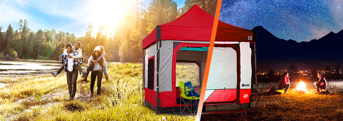 E-Z UP Camping Gear