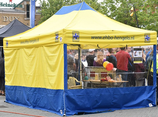 First Aid Tent Hengelo by E-Z UP