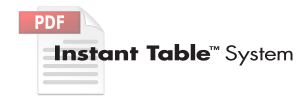 Instant Table™
