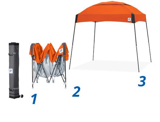 Dome 1-2-3